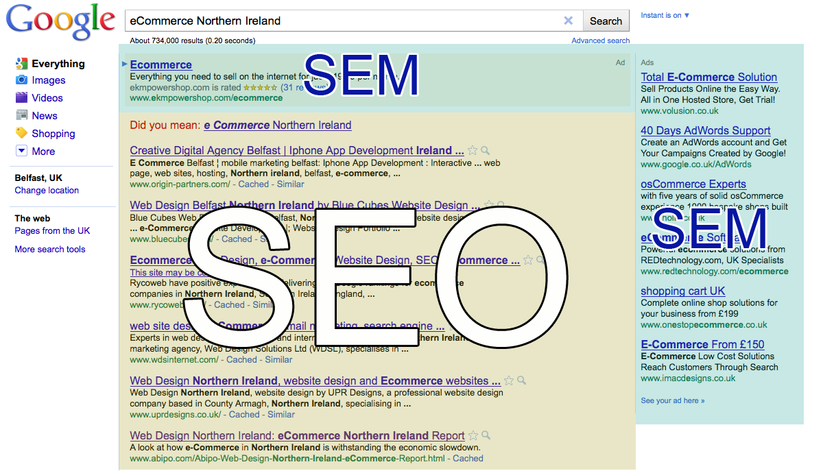sem optimization Search engine optimization and search engine marketing can be a confusing concept to grasp is there even a difference between them both terms are often used interchangeably, which makes matters even worse it is important to understand the difference between the two terms and that they are .