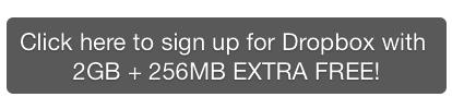 Extra Dropbox Storage